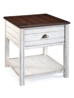 T1556-03 Rectangular End Table