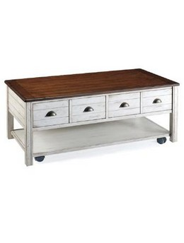 T1556-43 Rectangular Cocktail Table