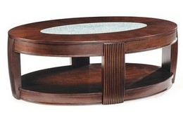 T1738-47 Oval Cocktail Table