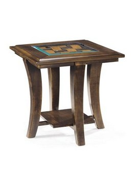 T1780-03 Rectangular End Table
