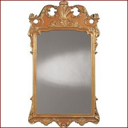 Mirror W1108 Antique Gold