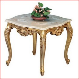 Table 69 Antique Gold