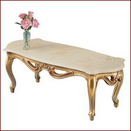 Table 84 Antique Gold
