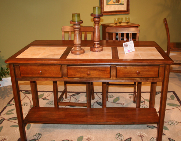 Cabana Drop Leaf Table