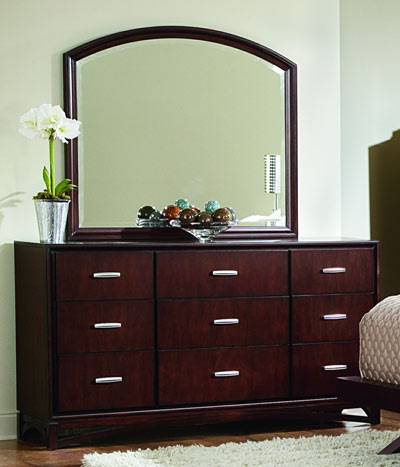 Madison Avenue Dresser Mirror