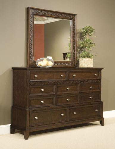 Jackson Square Drawer Dresser