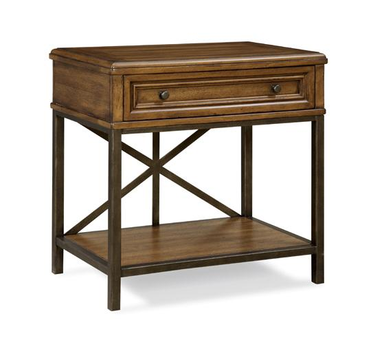Copper Ridge- Open Nightstand
