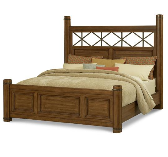 Copper Ridge- 5/0 Poster Footboard