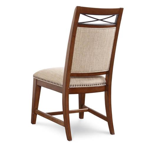 Copper Ridge- Upholstered Back Side Chair