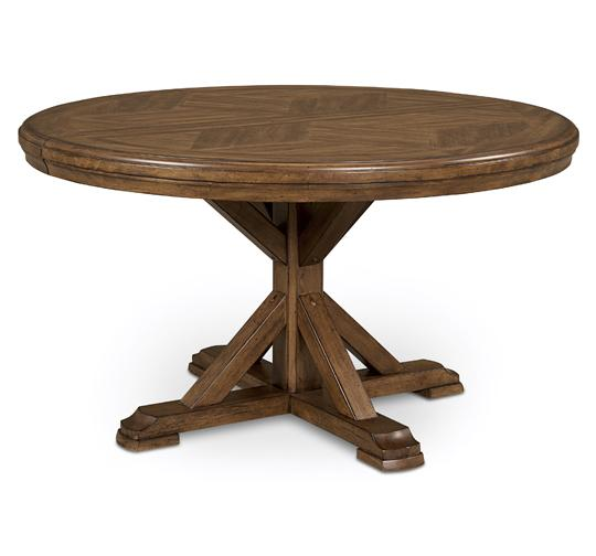 Copper Ridge- Round Table Top
