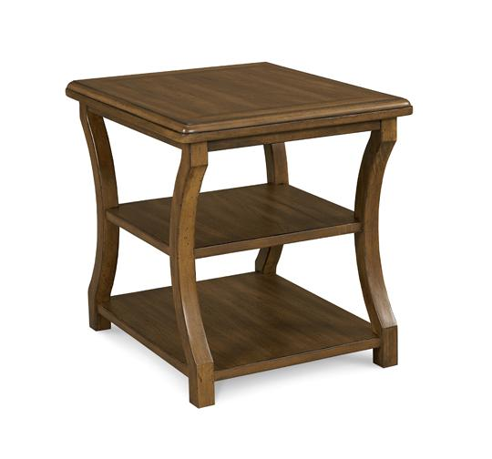 Copper Ridge- Open End Table