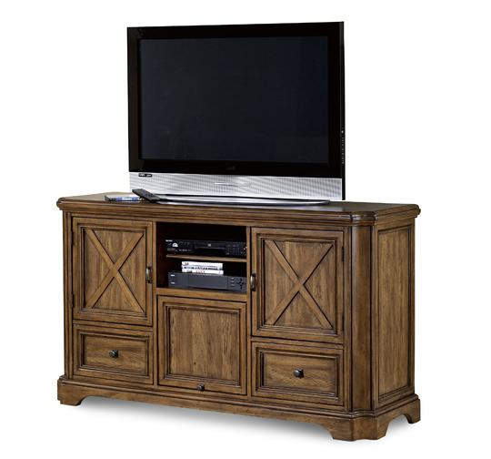 Copper Ridge- Entertainment Console